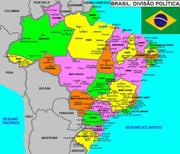 Anlisis del mapa poltico poselectoral brasileo