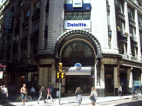Empresa de servicios deloitte logra ventas de 32 mil 400 for Oficinas deloitte