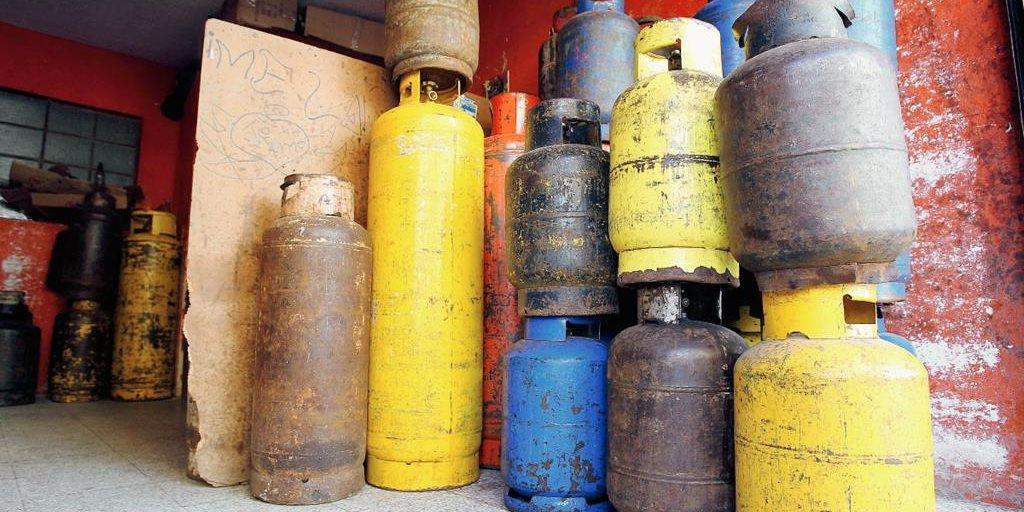 Advierten que en 6 departamentos de nicaragua venden for Tanque de gas butano