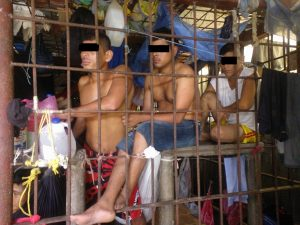 Jóvenes encarcelados 3