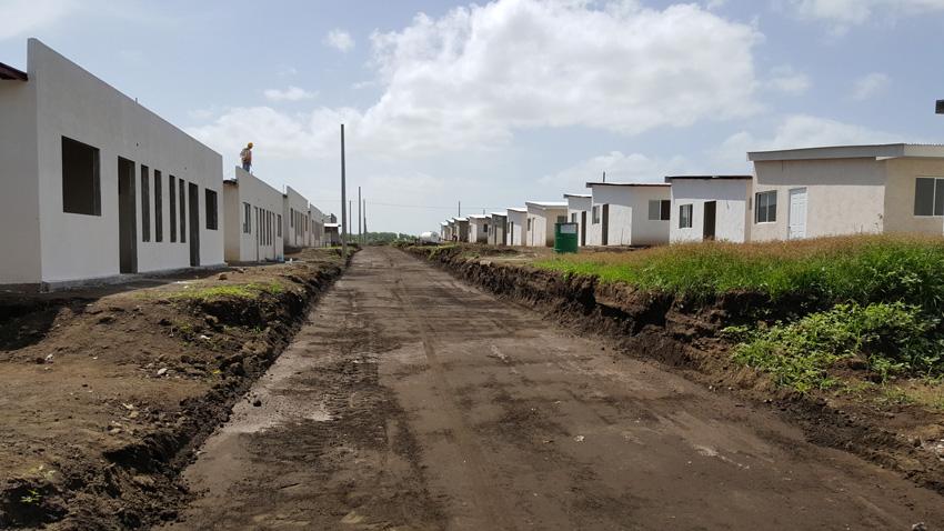Construyen residencial valle verde a la velocidad de 1 for Casa al dia