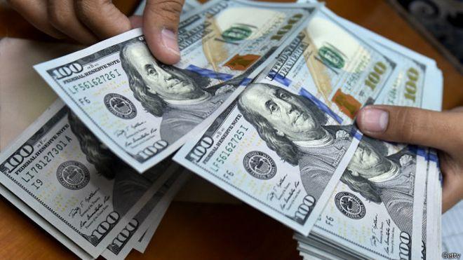 Image result for Flujo de divisas en dolares