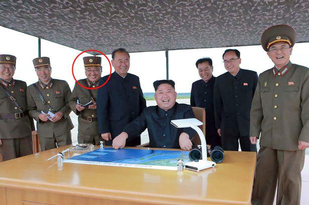 Sanciona a 2 hombres clave del programa de misiles norcoreano