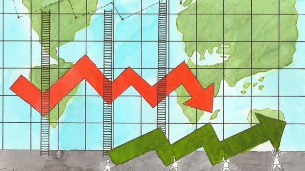 Argentina, en el podio de las economías