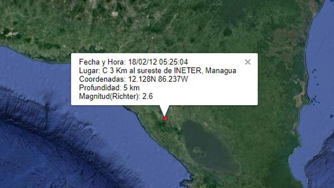Compañera Rosario Murillo llama a estar alertas ante sismos registrados en Managua