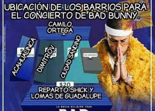 Foto de Bad Bunny que preocupó a sus fans — Susto en Instagram