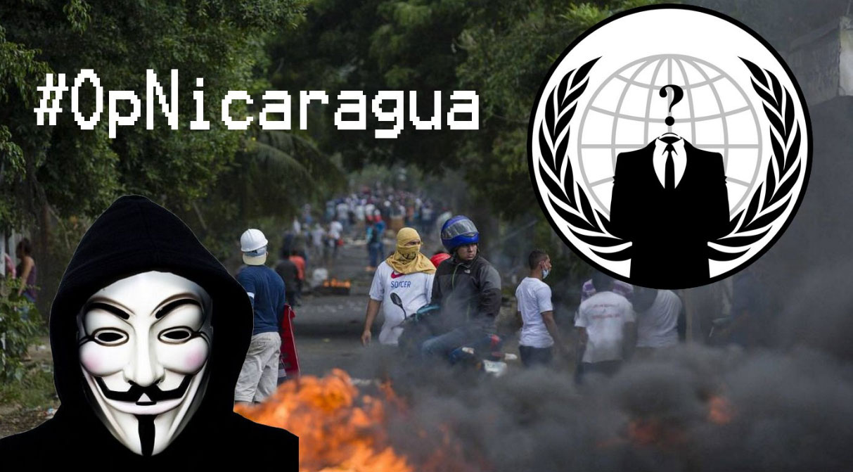 NICARAGUA: Multitudinaria manifestación