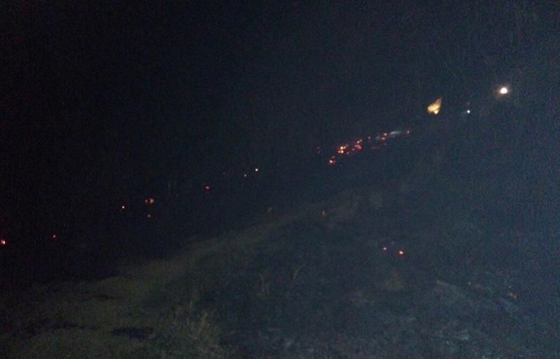 Nicaragua combate incendio en Reserva Biológica con ayuda internacional