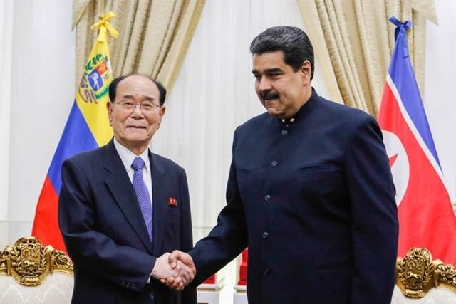 Venezuela y Corea del Norte acuerdan estrechar lazos diplomáticos