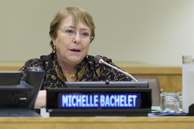 Michelle Bachelet pasa por alto las crisis de Venezuela y Nicaragua — ALnavío