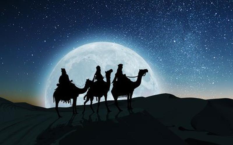 Detalles: Los Reyes Magos también llegarán este año a Huete en tren
