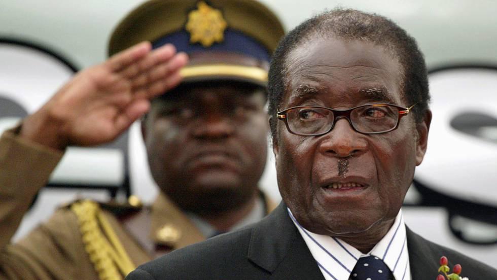 Muere el expresidente de Zimbabue, Robert Mugabe