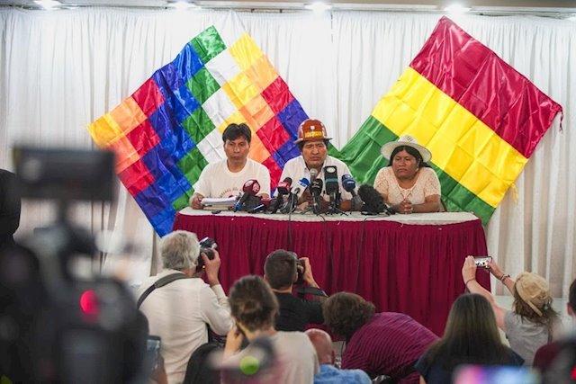 Tribunal boliviano pide confianza para elecciones de mayo