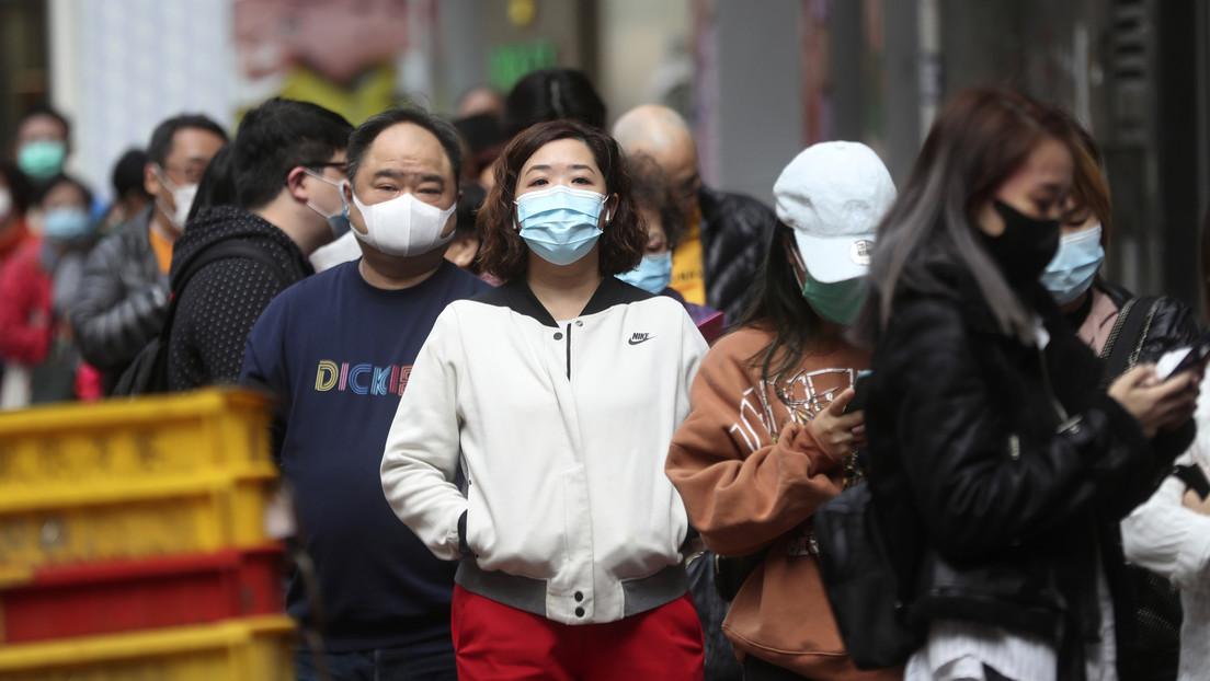 Rusia confirma los dos primeros casos del coronavirus